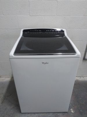 Whirlpool Cabrio 5.3 cu.ft Washer(lavadora)- Heavy Duty $250.00 for Sale in Miami, FL