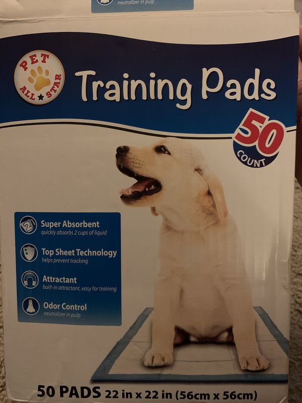 Puppy Training Pads 50ct