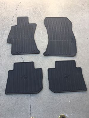 Subaru All-Weather Mats for Sale in Lakewood, CA