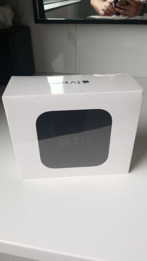Apple TV 32gb Brand New for Sale in Maple Valley, WA
