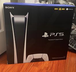 PS5 DIGITAL BRAND NEW for Sale in Sunnyvale,  CA