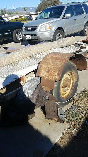 Utility trailer 250$ firm for Sale in Rialto, CA