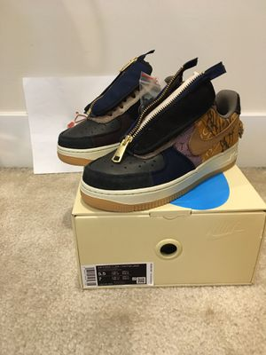 Nike Air Force 1 x Cactus Jack for Sale in Silver Spring, MD