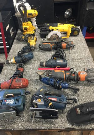 Power tools for sale for Sale in Austin, TX