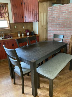 Cute country farm table for Sale in West Salem, OH