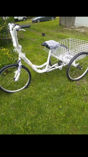 Brand New adult tricycle's for sale with 6 speeds for Sale in Seattle, WA