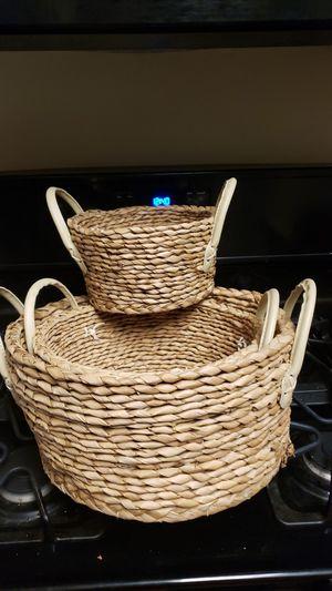 Kitchen baskets for Sale in Trenton, NJ
