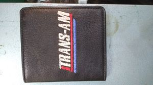 Vintage leather trans am wallet for Sale in Los Angeles, CA