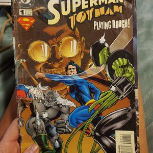Vintage Superman Comic for Sale in Clanton, AL