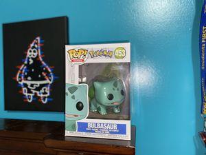Funko Pop! Pokémon Bulbasaur for Sale in Manassas, VA