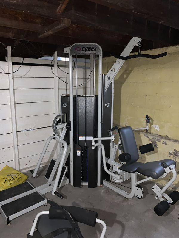 Cybex pg home gym pg multi gym equipment for sale in