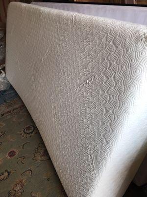 Twin tempurpedic mattress, springs n frame for Sale in Anaheim, CA