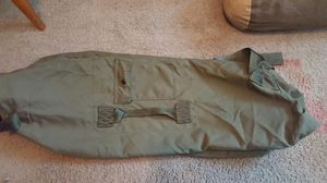 Army issue duffle bag for Sale in Canby, OR