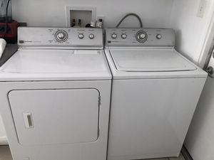 Maytag washer and dryer!!!!! for Sale in Bellflower, CA