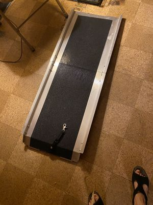 Dog crate and car ramp for dogs for Sale in Chicago, IL