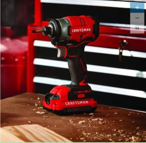 Craftsman 20v lithium Cordless Impact Drill for Sale in Windsor, CT