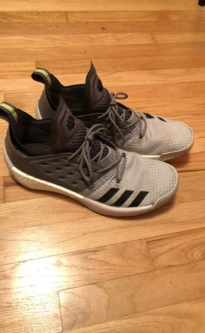 Adidas Harden Vol. 2 Concrete for Sale in UPPER ARLNGTN, OH