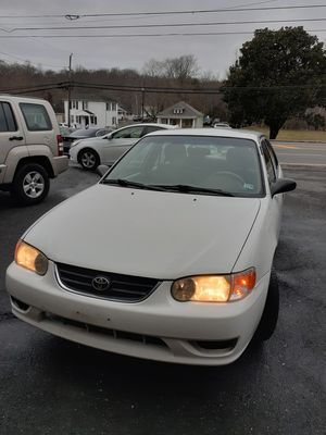 2002 toyota corolla ce very nice and clean car for Sale in Stafford Courthouse, VA