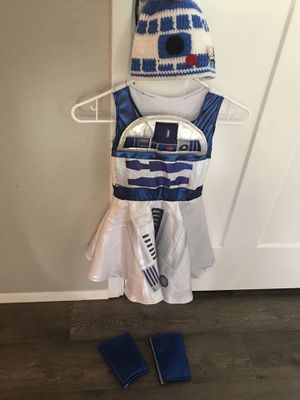 Girl's size 5 R2D2 costume - Star Wars for Sale for sale  Seattle, WA
