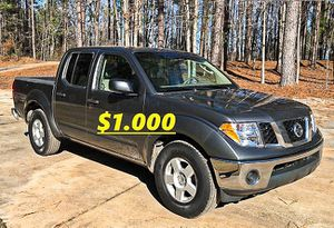 ✅🔥2005 Nissan Frontier Truck Runs and drives great! Clean title Full Price $1.000🔥 for Sale in Long Beach, CA
