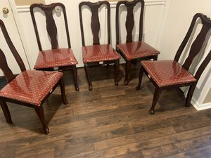 FREE DINING CHAIRS for Sale in Alexandria, VA