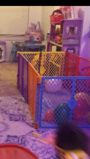 6 panel playard for Sale in Kissimmee, FL