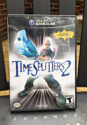 Time Splitters 2 Gamecube Complete for Sale in Rockville, MD