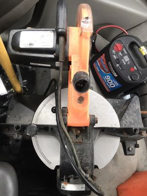 Miter table saw for Sale in Cleveland, OH