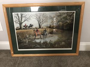 Signed and numbered picture for Sale in Davenport, IA