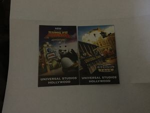 Universal Studio Hollywood 1-day tickets for Sale in Santa Clara, CA