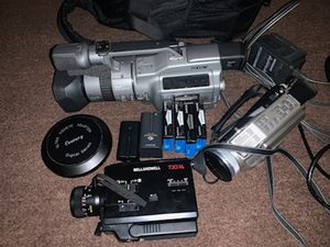 Sony VX1000 / Century Optics MK1 with Accessories for Sale in Los Angeles, CA