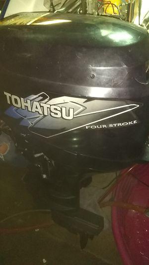 Tohatsu four stroke for Sale in Tacoma, WA