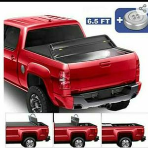 Truck Bed Soft Cover (6.5 Ft Beds Only) for Sale in Providence, RI