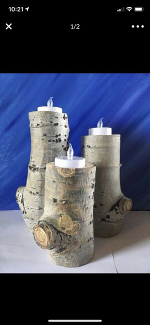 Beautiful Wedding, Graduation, Party Aspen Candle Holder for Sale in Delta, CO