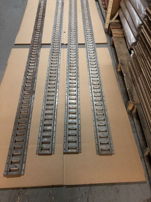 10 ft. E Track Galvanized 4 pieces for Sale in Washington, DC