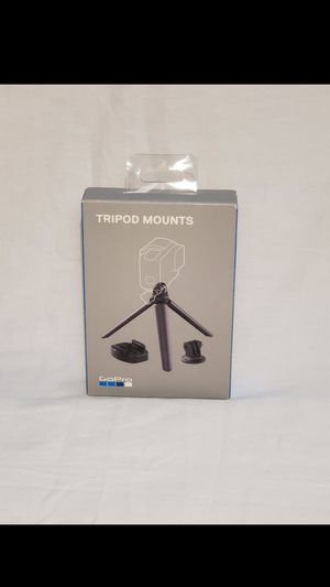 GoPro Tripod Mounts New in box for Sale in Garland, TX