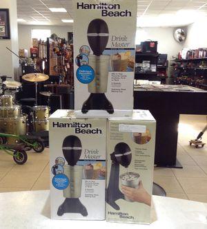 Hamilton Beach Drink Master DM01 Blender NEW IN BOX for Sale in Hollywood, FL