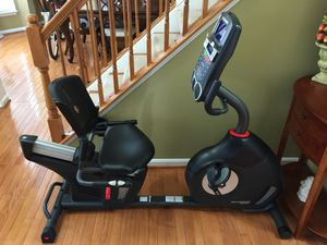 Schwinn 270 Recumbent Exercise Bike for Sale in Gainesville, VA