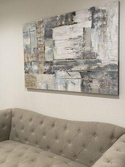 Z Gallerie Canvas Artwork (5ftx3.3ft) for Sale in Miami,  FL
