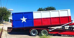 102x20 Hydraulic Dump w trailer gooseneck for Sale in Lancaster, TX