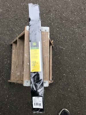 """John Deere 42"""" riding lawn mower blades New for Sale in Portland, OR"""