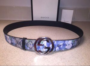 Gucci Belt (Flower/Webbed)❕Brand New for Sale in The Bronx, NY