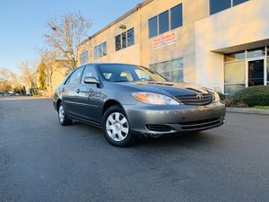 Toyota Camry 2003 Limited for Sale in Auburn, WA