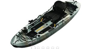 12ft. Stand up fishing kayak for Sale in Tampa, FL