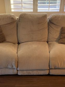 Set of Electric Reclining Sofas - 3 & 2 Seater for Sale in Tempe,  AZ