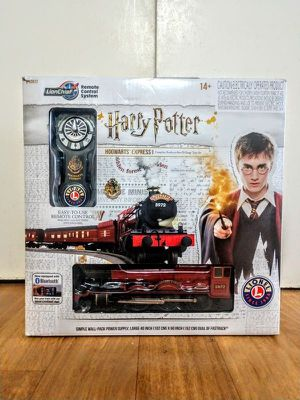 Lionel Hogwarts Express Electric O Gauge Model Train Set w/ Remote and Bluetooth Capability for Sale in Malden, MA