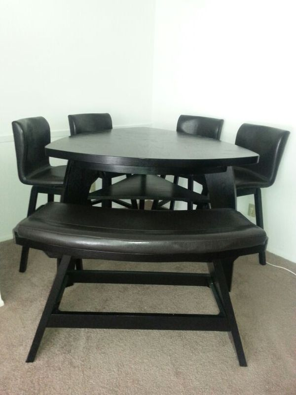 Noah 6 Pc Counter Height Dining Room Set For Sale In