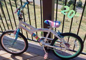 "Girls bike 20"" for Sale in Evergreen, CO"