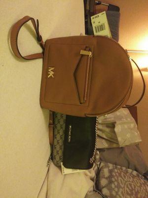 Michael Kors SM Purse & Backpack for Sale in Orlando, FL