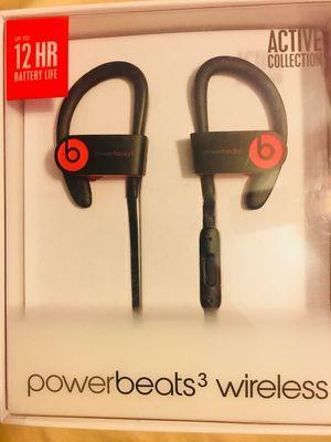 Powerbeats3Wireless 🎧SirenRed for Sale in Phoenix, AZ